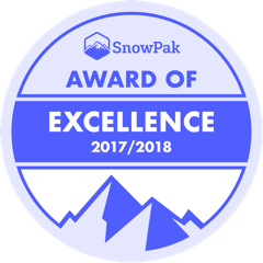 Award of Excellence Badge
