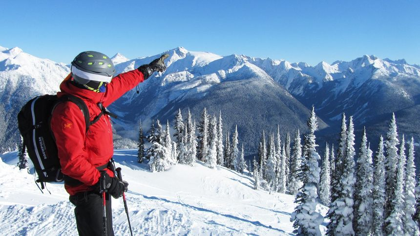 Why should you book a ski package?